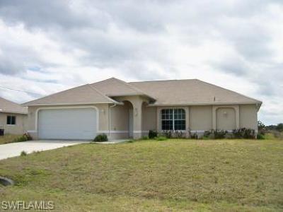 Lehigh Acres FL Single Family Home For Sale: $167,400