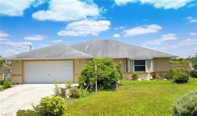 Lehigh Acres Single Family Home For Sale: 1304 Rita Ave N