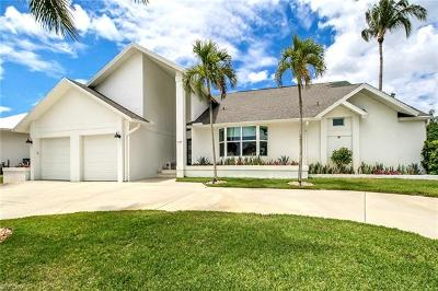 Naples Single Family Home Pending With Contingencies: 117 Sharwood Dr