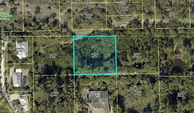 Bonita Springs, Fort Myers Beach, Marco Island, Naples, Sanibel, Cape Coral Residential Lots & Land For Sale: 239 Robinwood Cir