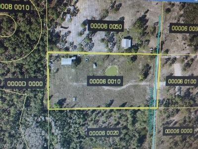 Lehigh Acres Residential Lots & Land For Sale: 1861 Poinsettia Ave