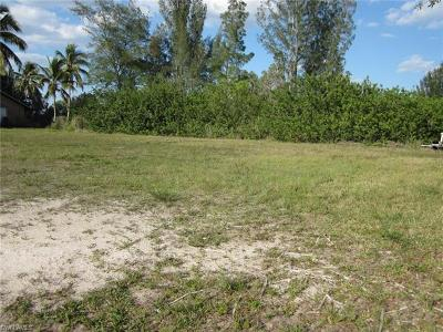 Cape Coral Residential Lots & Land For Sale: 239 SW 22nd Pl