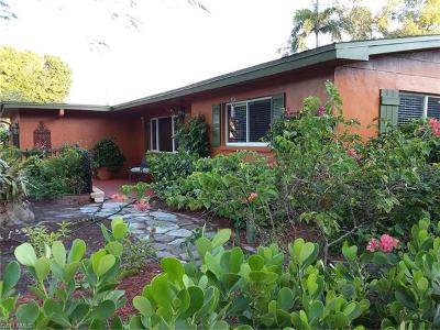 Fort Myers Single Family Home For Sale: 1353 Morningside Dr