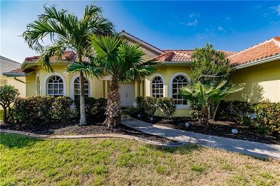 Cape Coral Single Family Home For Sale: 2614 SW 39th Ter