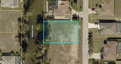 Cape Coral Residential Lots & Land For Sale: 2712 SW 2nd Pl