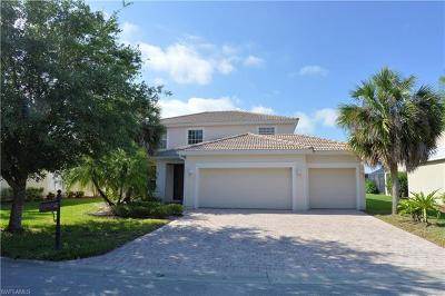 Fort Myers Single Family Home For Sale: 13334 Little Gem Cir