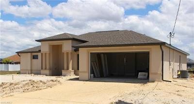 Cape Coral Single Family Home For Sale: 1509 NW 37th Ave