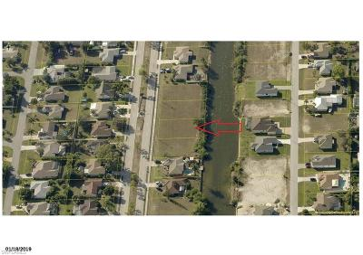 Cape Coral Residential Lots & Land For Sale: 617 Gleason Pky