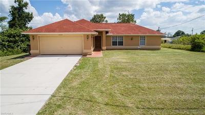 Lehigh Acres FL Single Family Home For Sale: $204,999