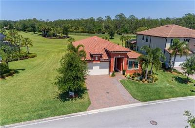 Fort Myers Single Family Home For Sale: 12775 Fairington Way