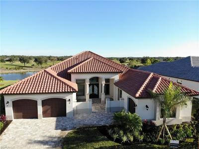 Fort Myers Single Family Home For Sale: 3392 Chestnut Grove Dr