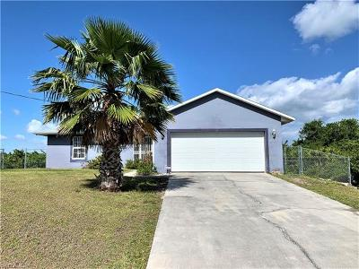 Lehigh Acres FL Single Family Home For Sale: $164,900
