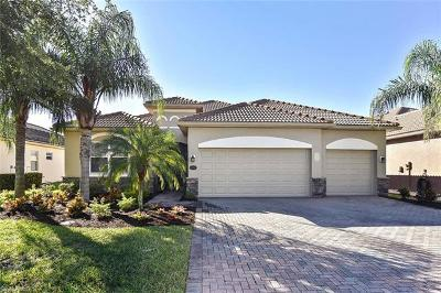 Estero Single Family Home For Sale: 21724 Bella Terra Blvd