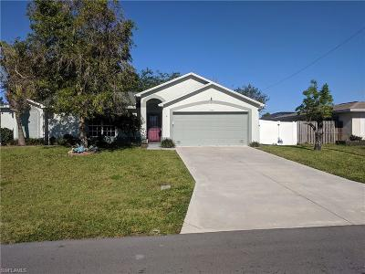 Cape Coral Single Family Home For Sale: 4522 SE 9th Pl