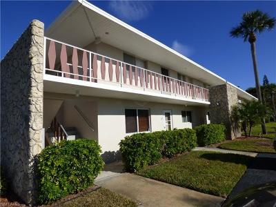 Collier County, Charlotte County, Lee County Condo/Townhouse For Sale: 341 Joel Blvd #218