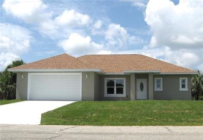 Glades County Single Family Home For Sale: 1016 Solar St