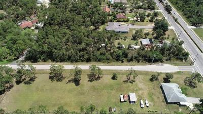 Naples Residential Lots & Land For Sale: 2291 Golden Gate Blvd W