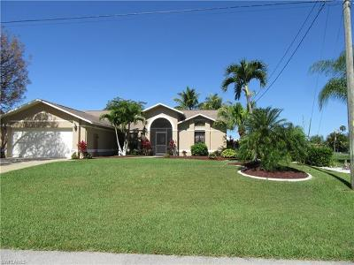Cape Coral Single Family Home For Sale: 1206 SW 1st Pl