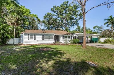 Fort Myers Single Family Home For Sale: 232 Palmacea Rd