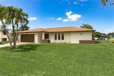 Cape Coral Single Family Home For Sale: 1725 SE 40th St