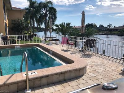 Cape Coral Condo/Townhouse For Sale: 4012 SE 12th Ave #109