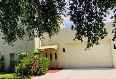 Fort Myers Single Family Home For Sale: 4223 McGregor Blvd