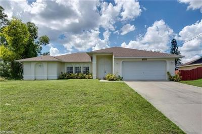 Cape Coral Single Family Home Pending With Contingencies: 2802 SW 18th Ave