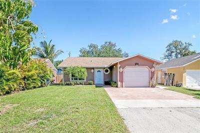 Bonita Springs Single Family Home For Sale: 11635 Chapman Ave