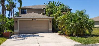 Estero Single Family Home Pending With Contingencies: 21699 Helmsdale Run