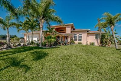 Cape Coral Single Family Home For Sale: 3030 NW 41st Pl