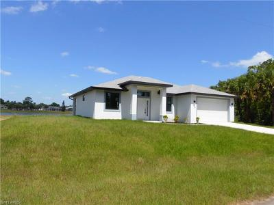 Lehigh Acres Single Family Home For Sale