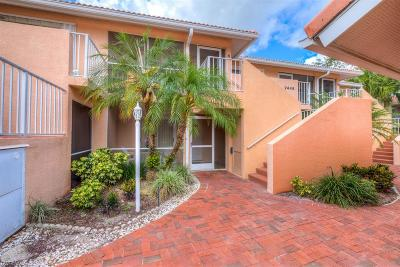 Naples Condo/Townhouse Pending With Contingencies: 2448 Hidden Lake Dr #1108