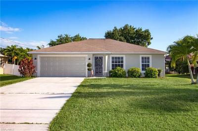 Cape Coral Single Family Home For Sale: 2520 SW 32nd St