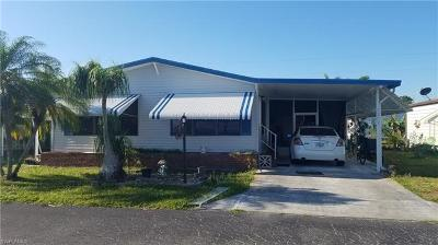 North Fort Myers Mobile/Manufactured For Sale: 9271 Desoto Dr