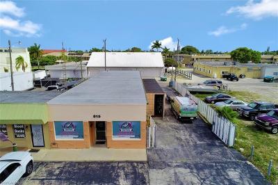 Cape Coral Commercial For Sale: 815 SE 47th St