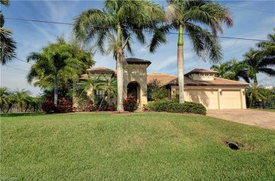 Cape Coral Single Family Home For Sale: 3709 NW 14th St