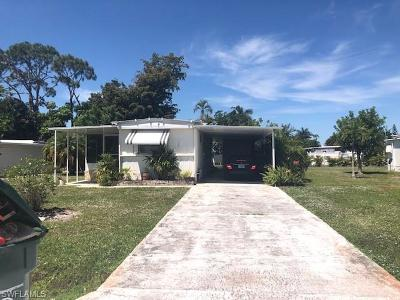 Naples Mobile/Manufactured For Sale: 75 Twin Palms Dr