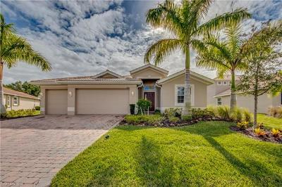 North Fort Myers Single Family Home For Sale: 3250 Banyon Hollow Loop