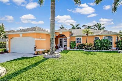 Cape Coral Single Family Home For Sale: 5329 SW 23rd Ave