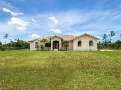 Lehigh Acres Single Family Home For Sale: 1003 Glenn Ave