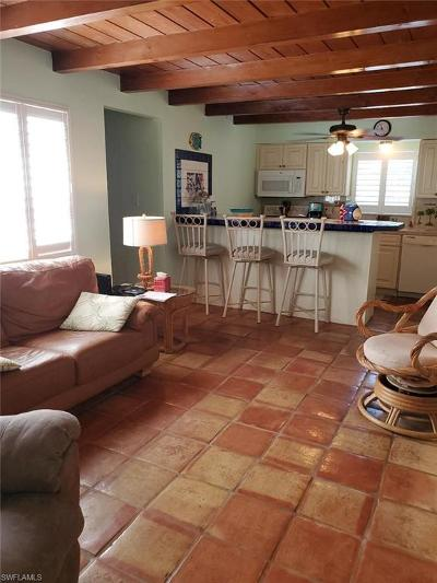 Fort Myers Beach FL Multi Family Home For Sale: $399,000
