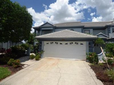 Fort Myers Condo/Townhouse For Sale: 8036 Glen Abbey Cir