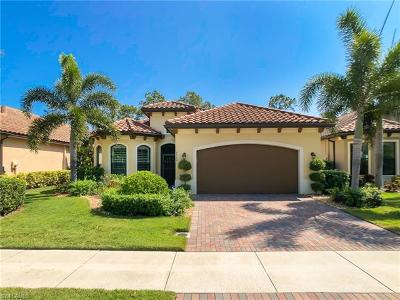 Bonita Springs Single Family Home For Sale: 9349 Isla Bella Cir
