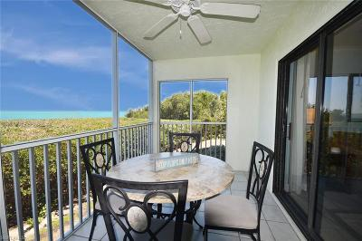 Captiva, Sanibel Condo/Townhouse For Sale: 5136 Bayside Villas