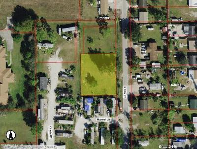 Immokalee FL Residential Lots & Land For Sale: $138,999