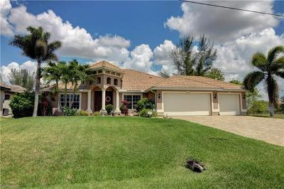 Cape Coral Single Family Home For Sale: 825 NW 38th Ave