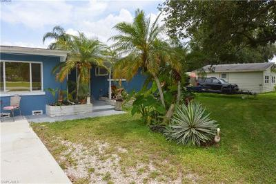 Cape Coral, Fort Myers, North Fort Myers Single Family Home For Sale: 203 Kingston Dr