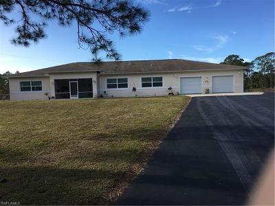 Fort Myers Single Family Home For Sale: 6020 Terrace Rd