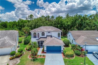 Fort Myers Single Family Home For Sale: 8148 Breton Cir