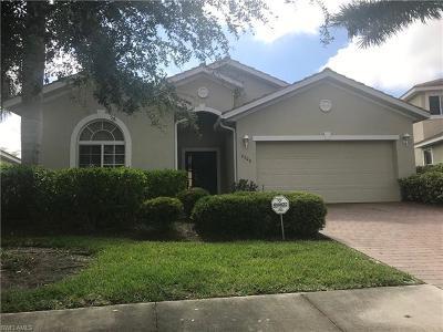 Sandoval Single Family Home For Sale: 2506 Blackburn Cir